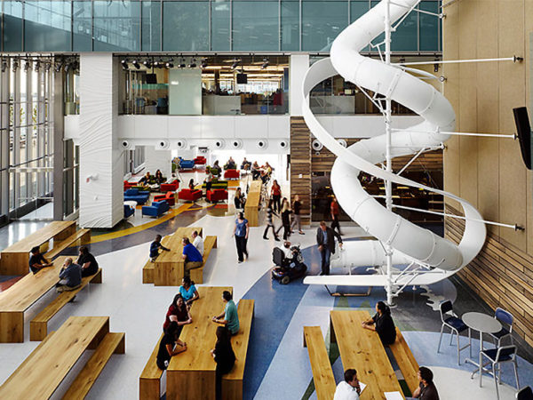 World's Most Innovative Offices