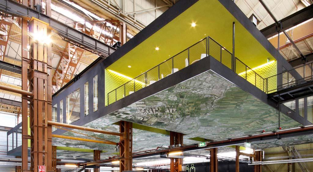 rdm innovation deck offices