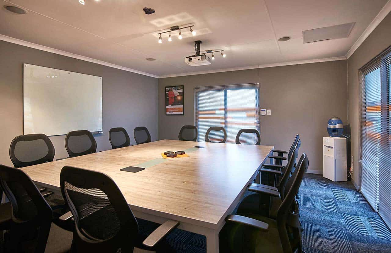 the workspace sunninghill boardroom