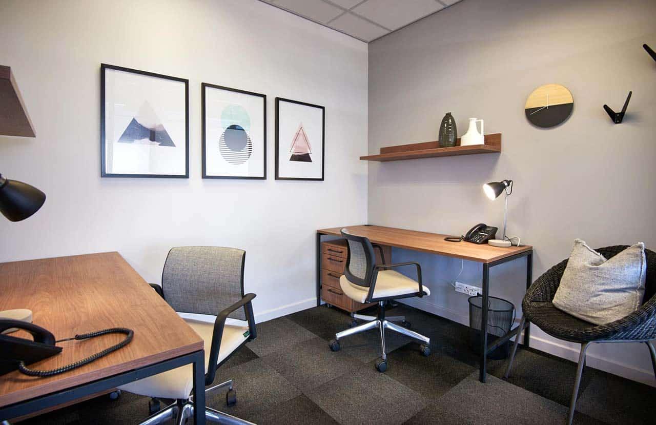 the workspace pretoria furnished office