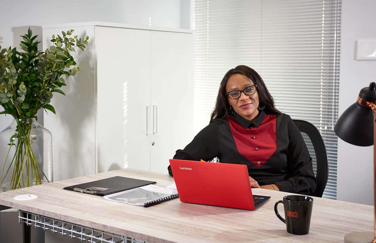 the workspace randburg furnished office