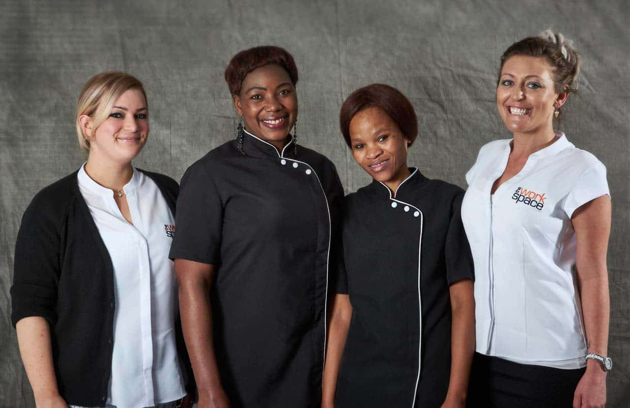 the workspace melrose arch staff