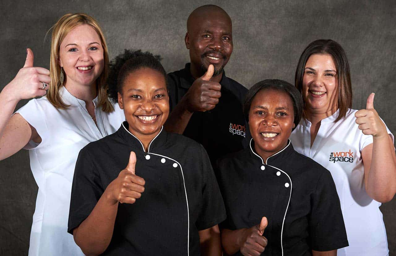 the workspace randburg staff