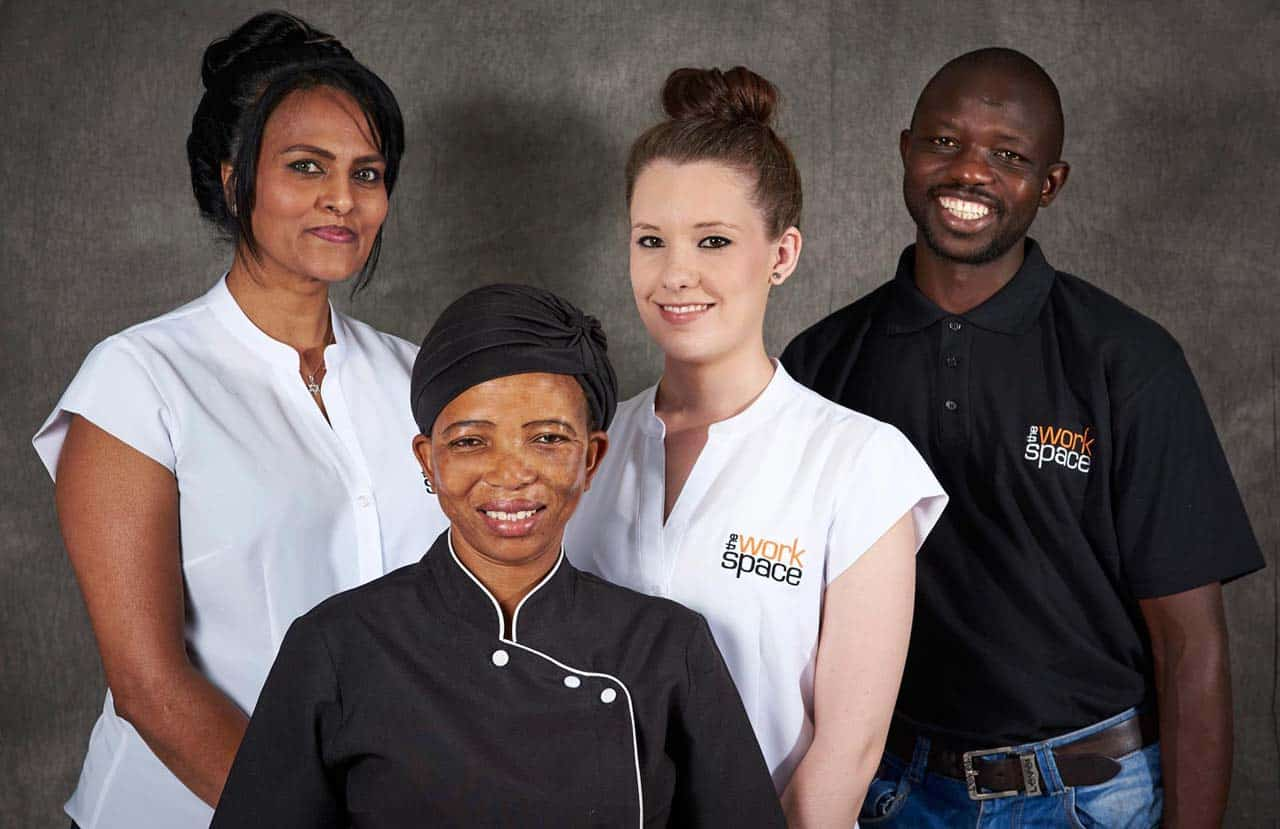 the workspace sunninghill staff