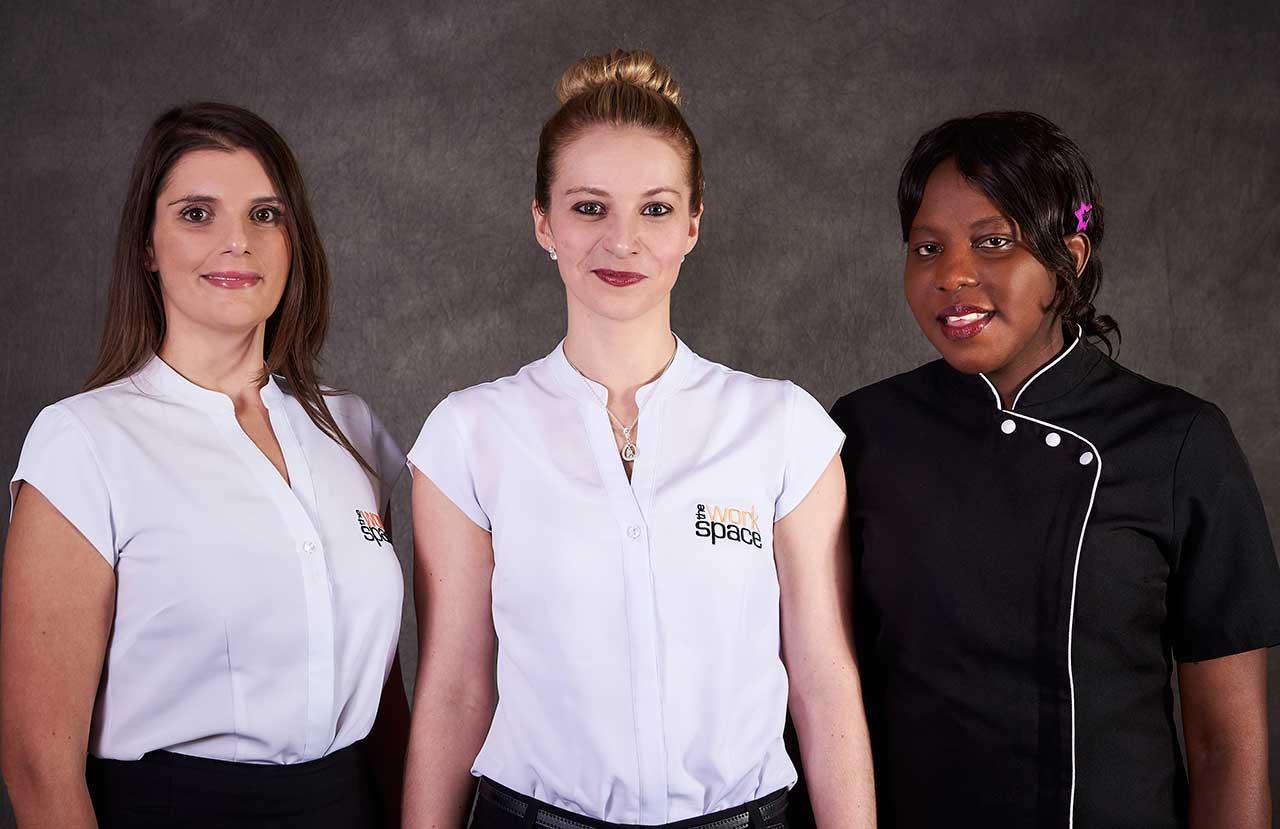 Staff at The Workspace Pretoria
