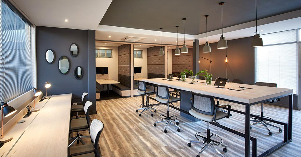 seven economic benefits of coworking spaces the workspace. Black Bedroom Furniture Sets. Home Design Ideas