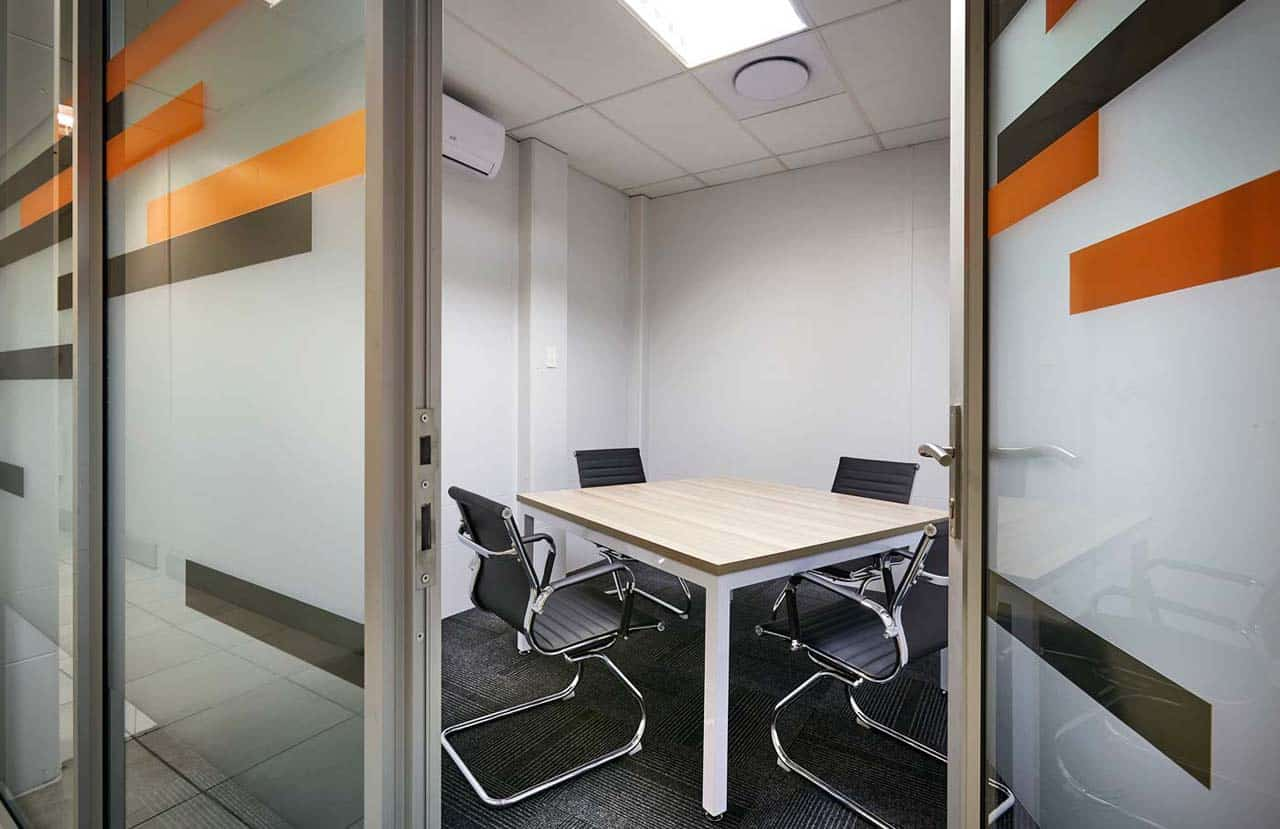 the workspace centurion meeting room