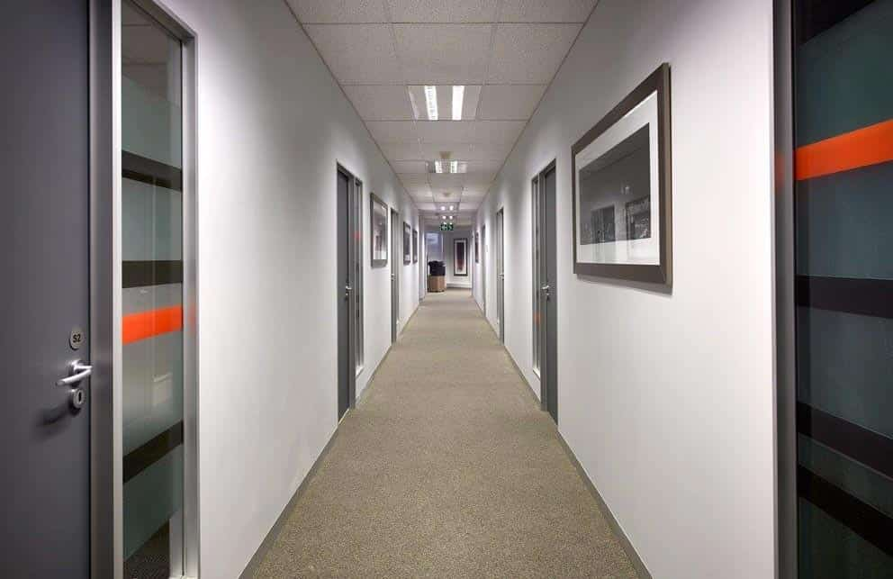 Passage to serviced offices to rent in Wynberg, The Workspace