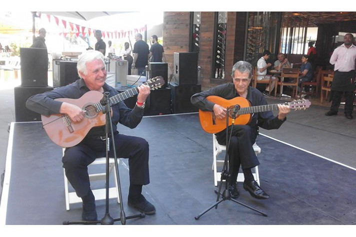 The Workspace Pretoria opening during Spanish Festival