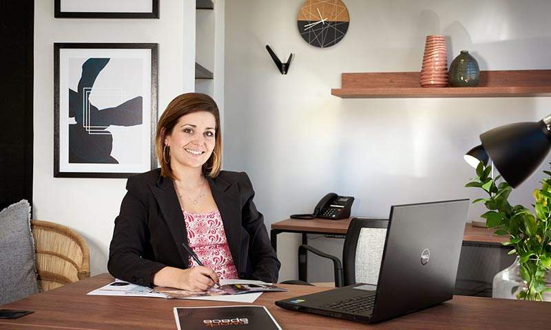 Office space at The Workspace Pretoria