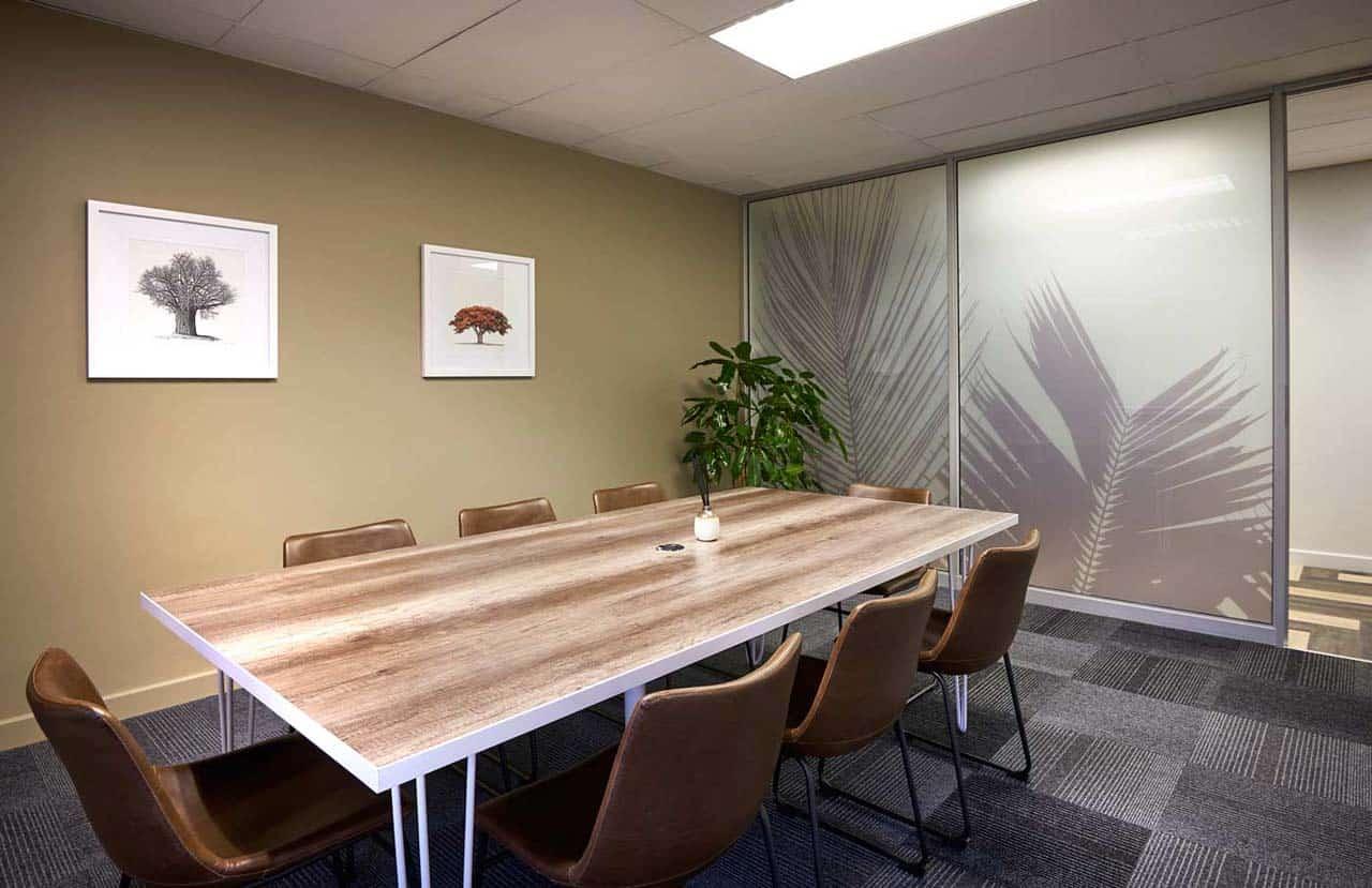the workspace blackheath meeting room