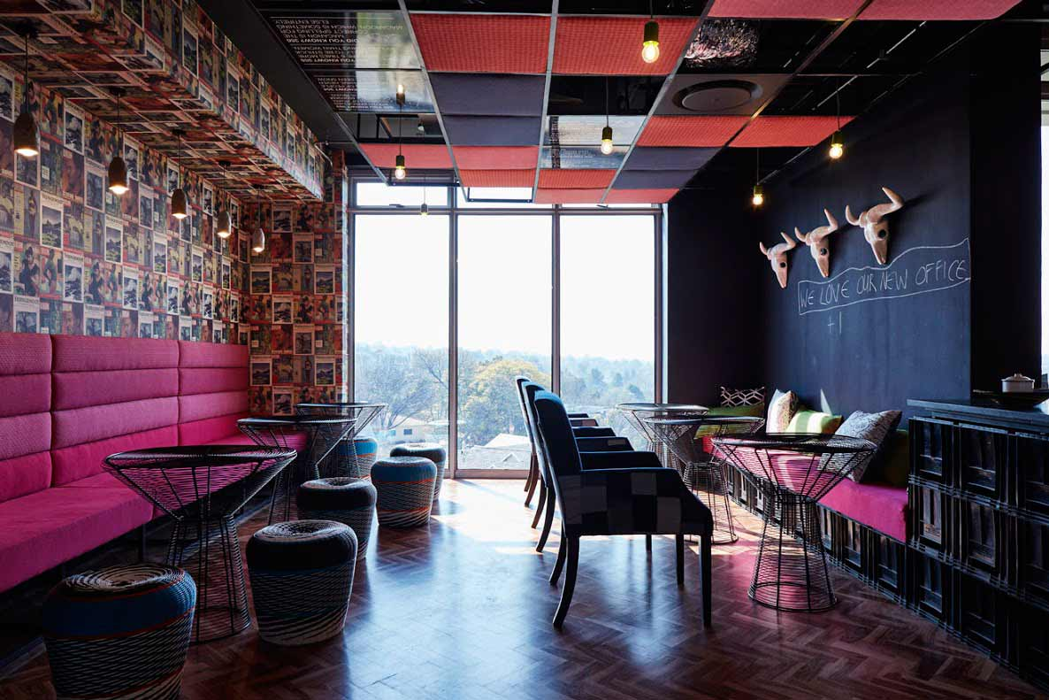 South africa 39 s trendiest offices the workspace - Google head office photos ...