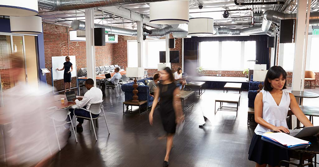 Shared Office Space A Sensible Solution The Workspace