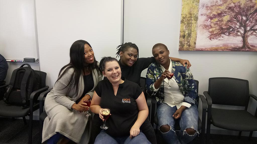 the workspace midrand networking