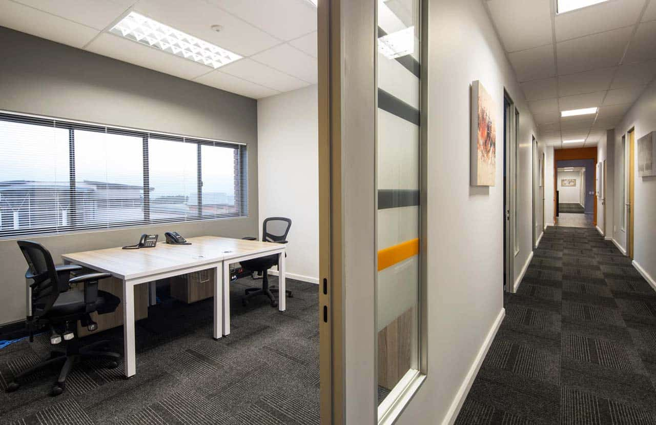 the workspace pietermaritzburg office