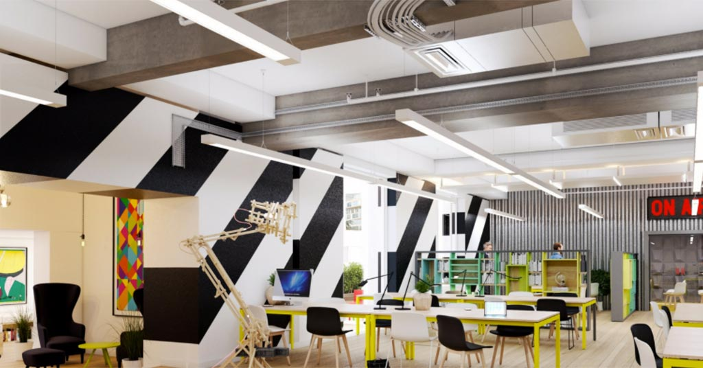 huckletree london coworking space