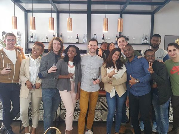 the workspace pretoria networking event group