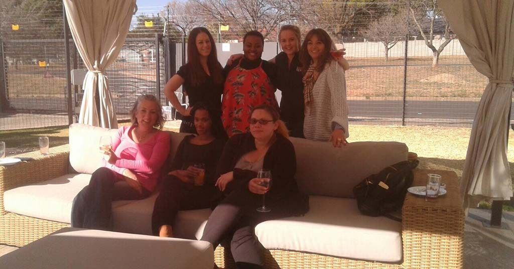 the workspace randburg networking event group