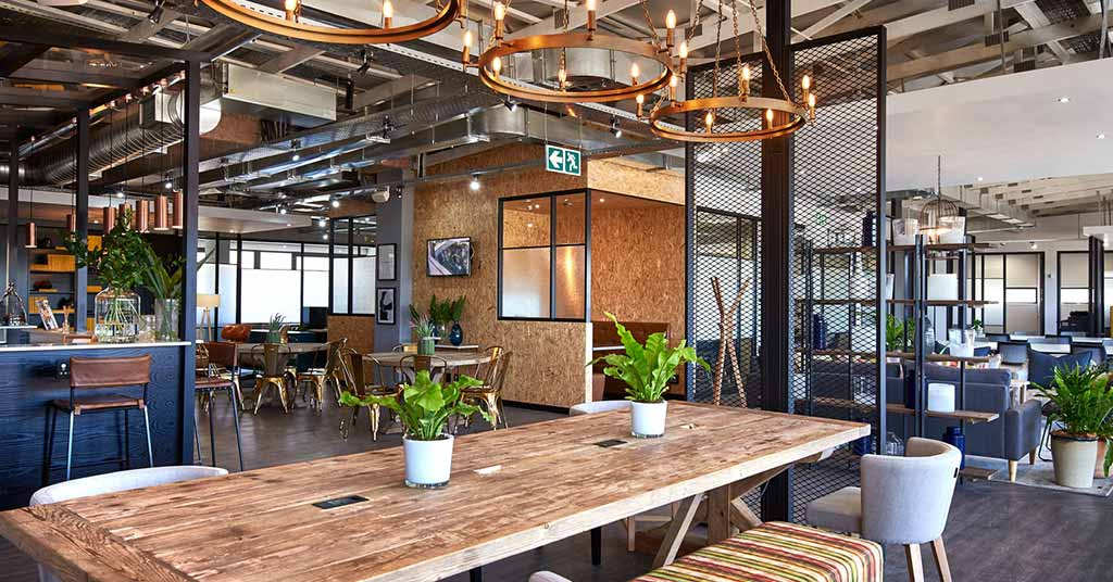 the workspace coworking space serviced offices