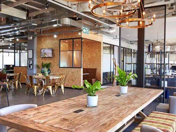 the workspace pretoria