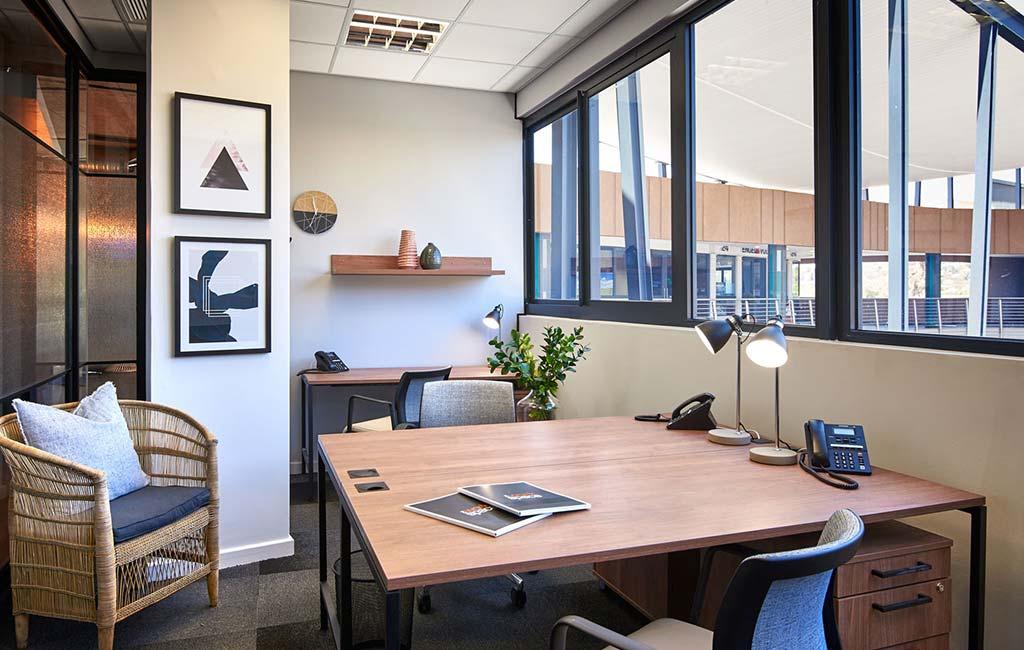 the workspace office space pretoria