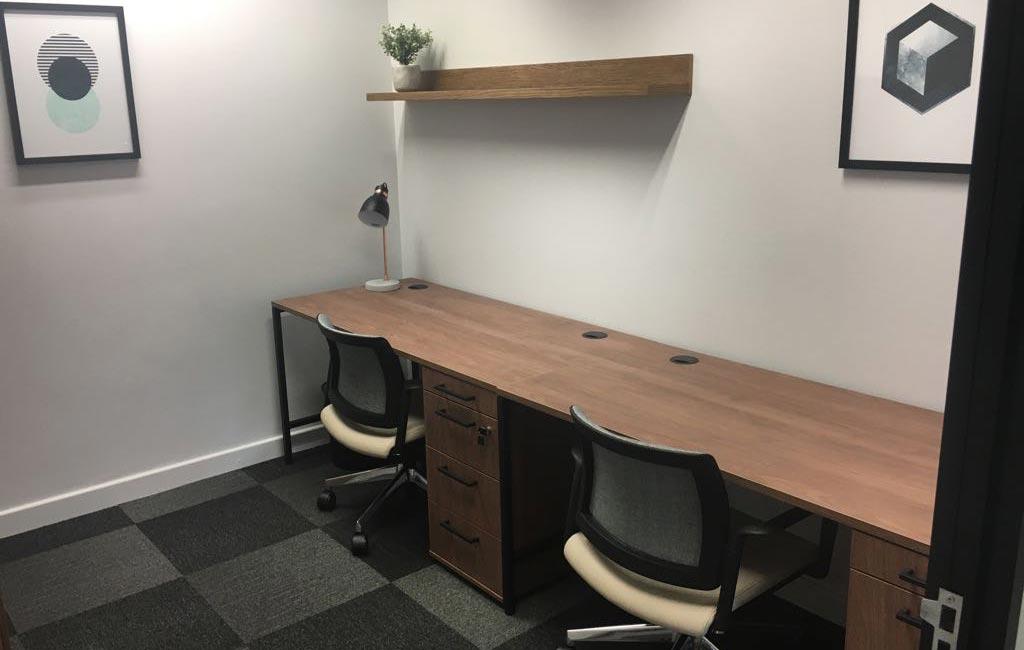 the workspace serviced office space pretoria