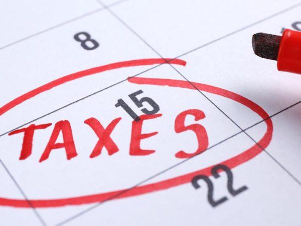 tax calendar small business