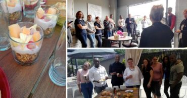 networking events the workspace december november