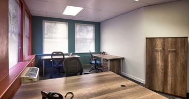office space with storage