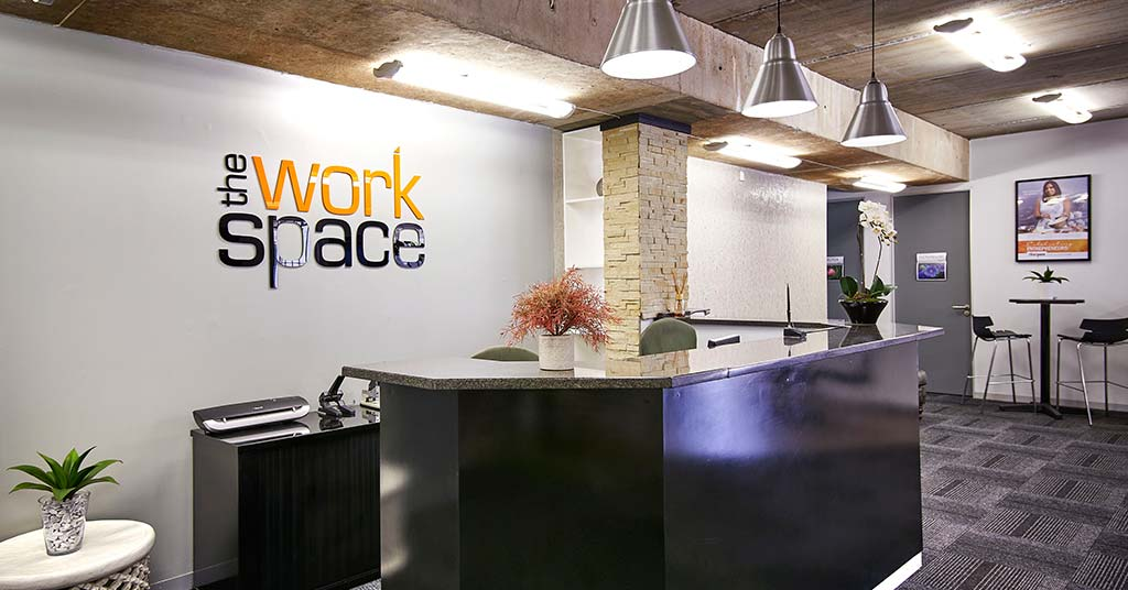 the workspace reception services