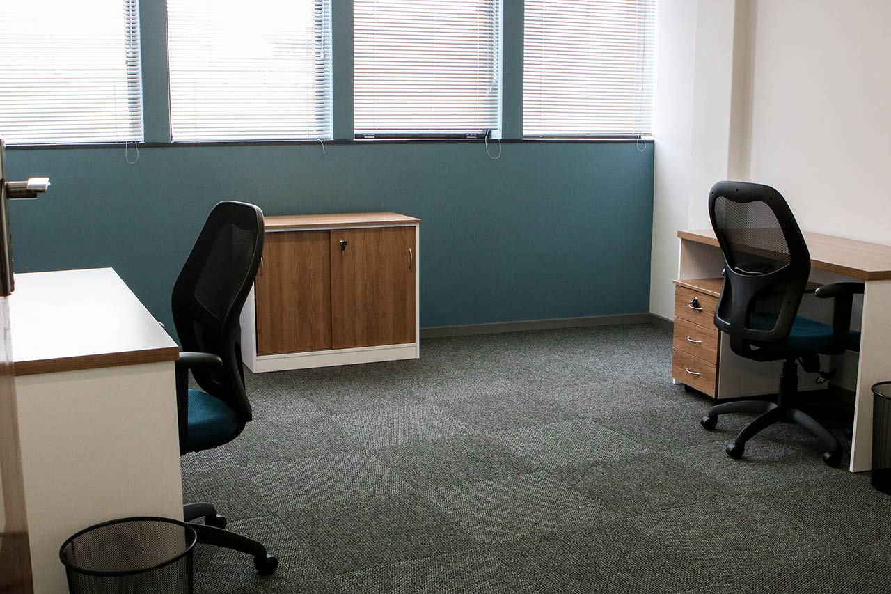 Furnished office space to rent in Johannesburg, The Workspace Selby
