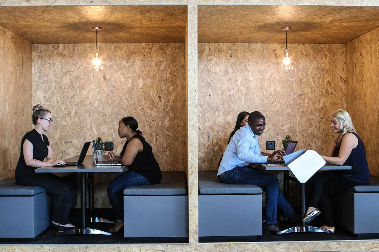 Coworking in Johannesburg CBD, The Workspace Selby