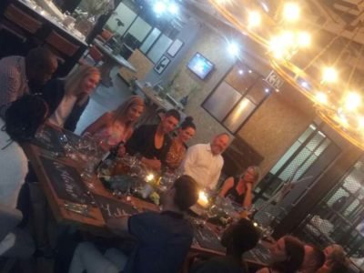 Building Community: Dinner Events at our Morningside and Pretoria Branches