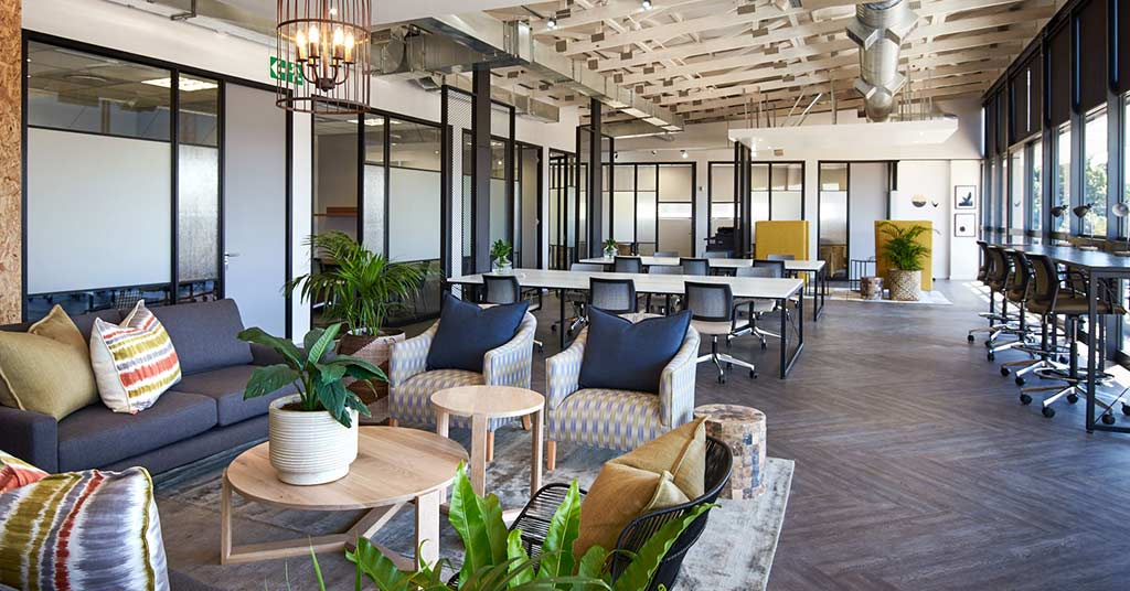 workspace coworking business
