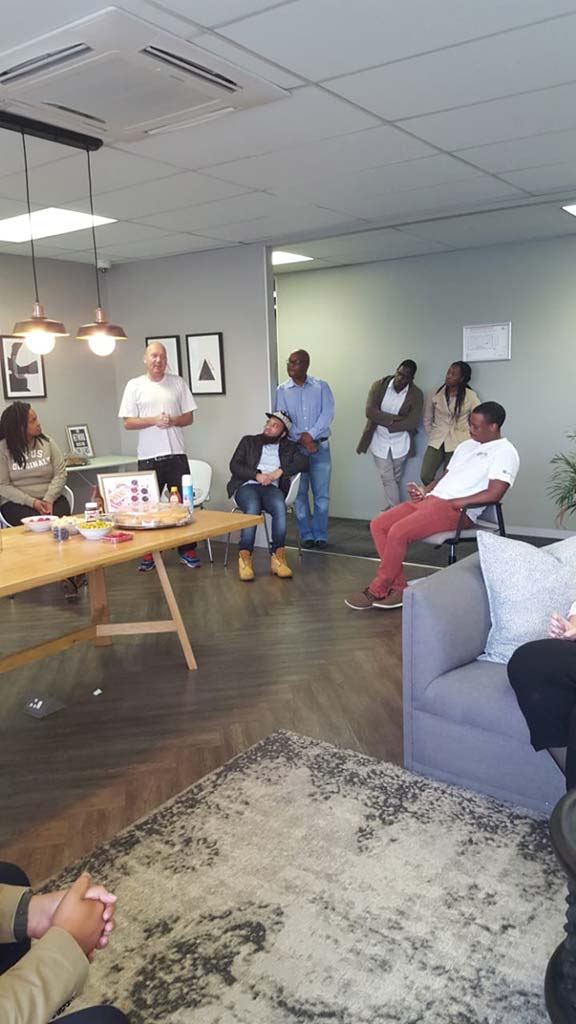 sunninghill networking event