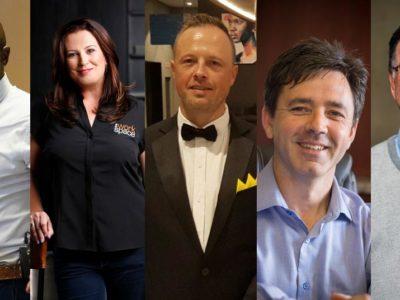 Entrepreneur Competition: Meet The Judges