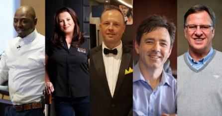entrepreneur competition judges