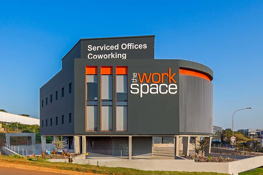the workspace ballito exterior