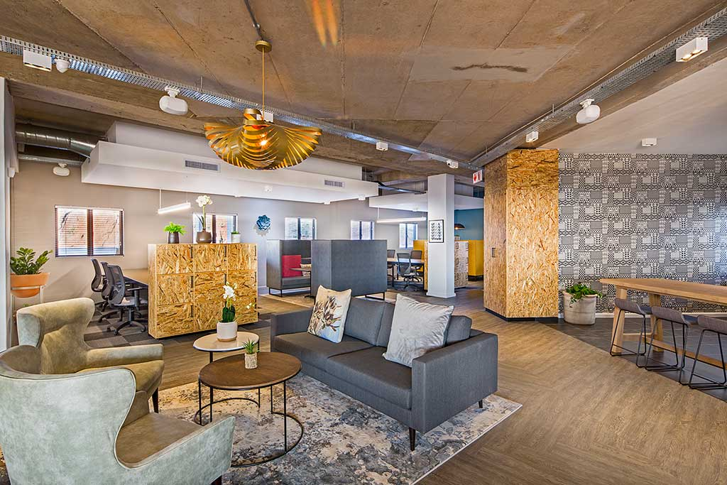 ballito coworking space lounge
