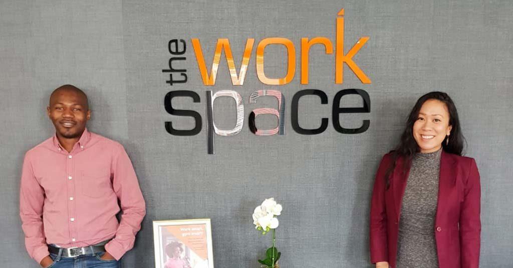 Trevor Noah Foundation at The Workspace