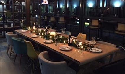 pretoria dinner
