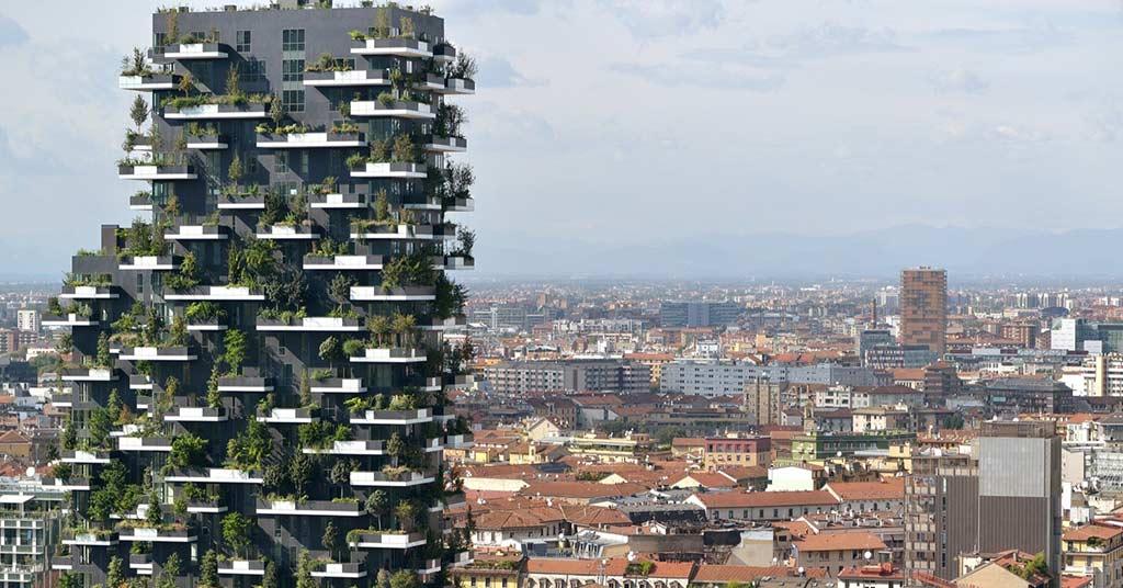 Bosco Verticale – Milan