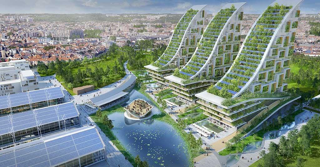Eco Neighbourhood – Brussels