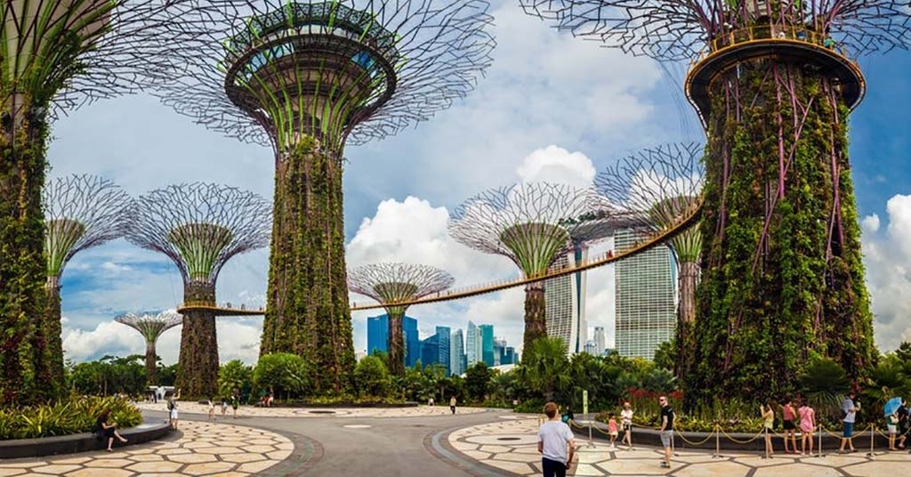 Supertrees – Singapore