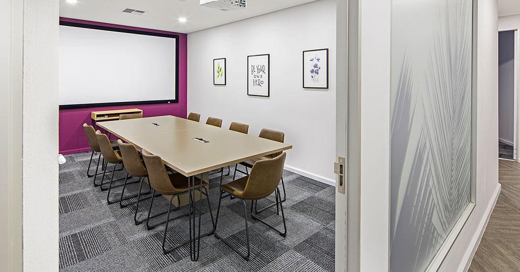 TWS boardroom