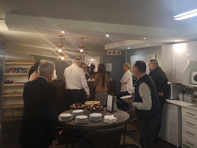 networking event morningside manor