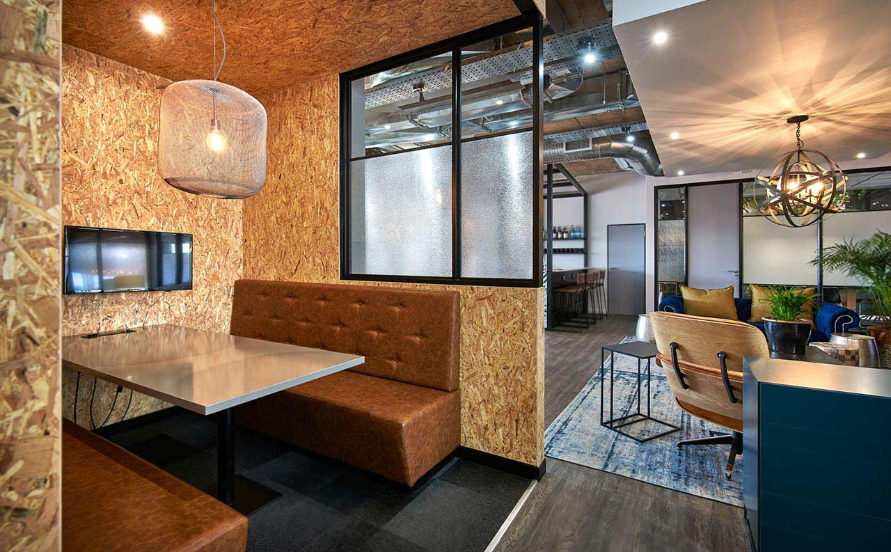 flexible office space for individuals coworking