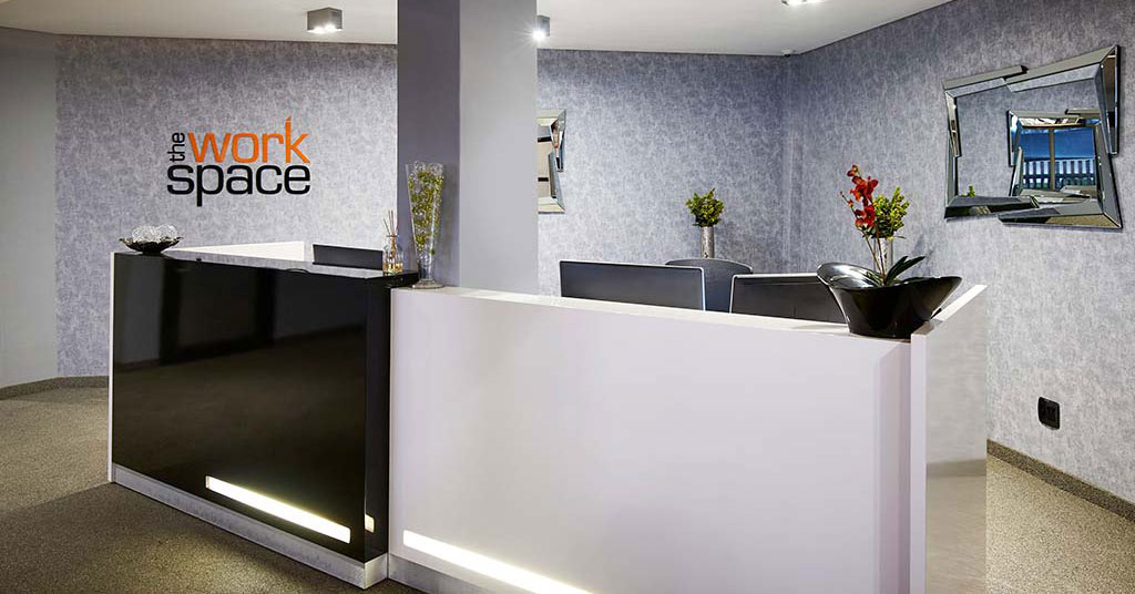 the workspace reception