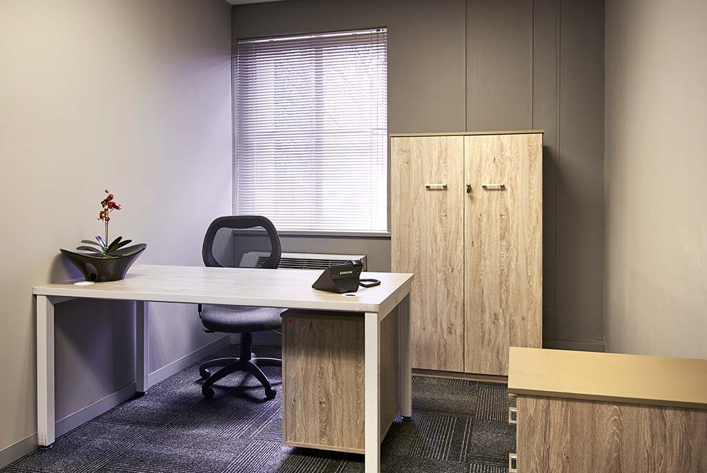 Sunninghill furnished office space