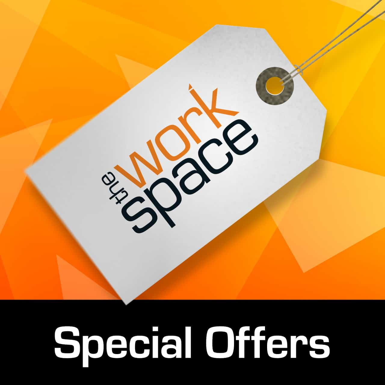the workspace special offers